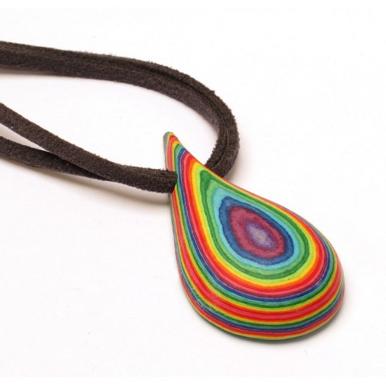Paper pendant 107 yiannis margetis paper jewelry art objects paper pendant 107 aloadofball Gallery