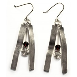 Earrings Silver 104