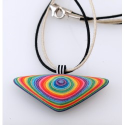 Paper pendants paper compact pendants paper jewelry paper paper pendant 110 aloadofball Gallery